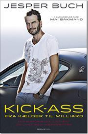Kick Ass - fra kælder til milliard - min historie om Just-Eat og livet som iværksætter