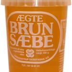 Brun Sæbe