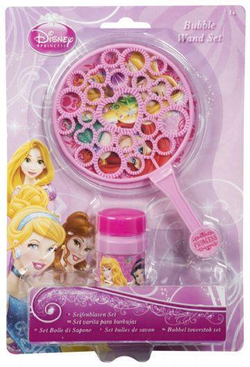 Disney prinsesse sæbebobler