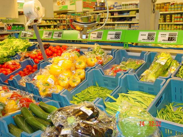 Hygiejne i supermarkeder