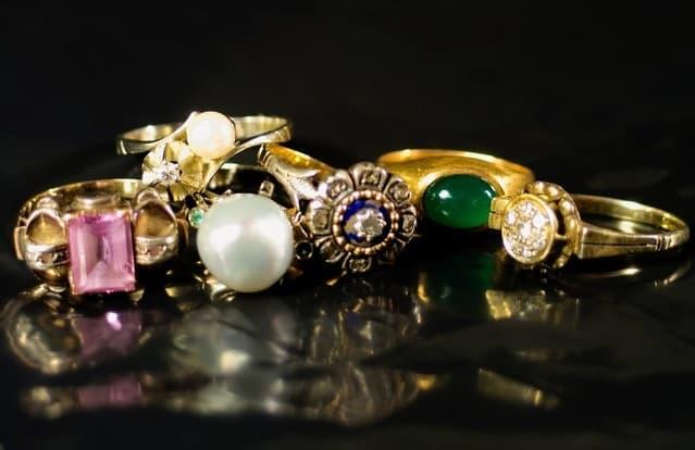 rengøring af smykker