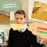 Test: Opskrift på hjemmelavet tyggegummi