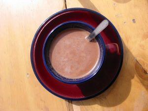 Kakao, cocoa, hot chocolate