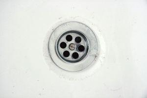 Vask på badeværelse