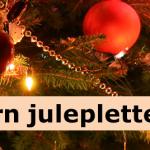 Julens pletter ~ julepletter - sådan fjerner du julens pletter