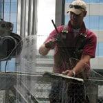 Rengøring af vinduer - pudsning af vinduer