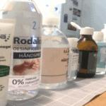 Test af de bedste håndsprit af rengøringsekspert Michael René