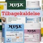 Salmonella-udbrud i FiberHUSK produkter med loppefrøskaller